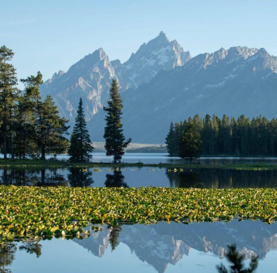 Visit Grand Teton National Park