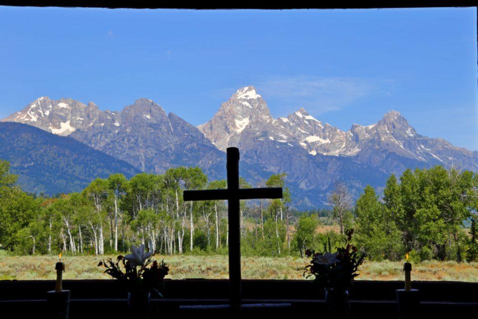 Visit to Grand Teton National Park