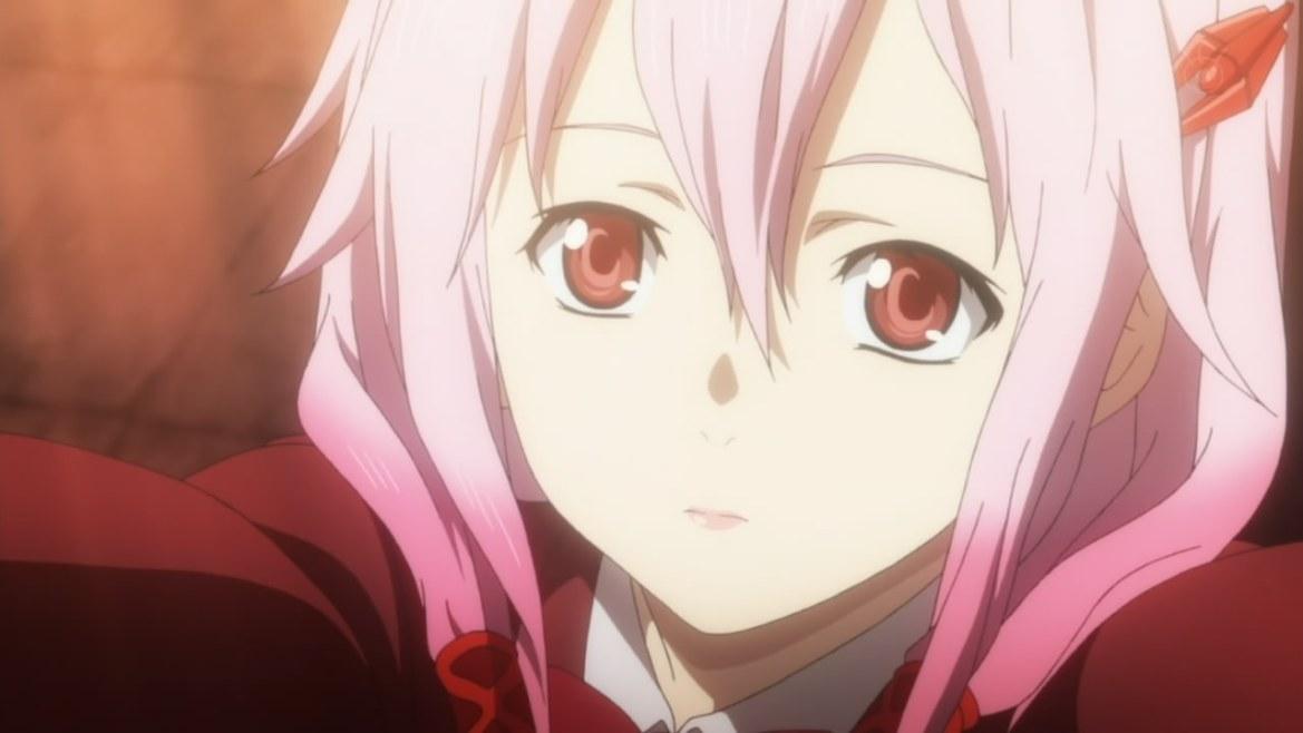 Inori Yuzuriha (Guilty Crown)