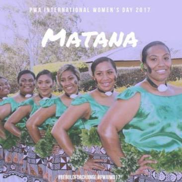 Matana - A Brisbane bsaed Fijian cultural group expressing their culture through dance and song.