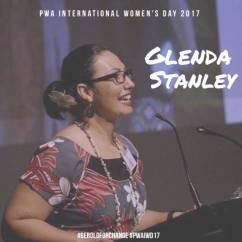 "With the theme for International Women's Day this year being ""Be Bold For Change"" – it is only fitting we welcome Glenda Stanley to share her experience as a woman in leadership."