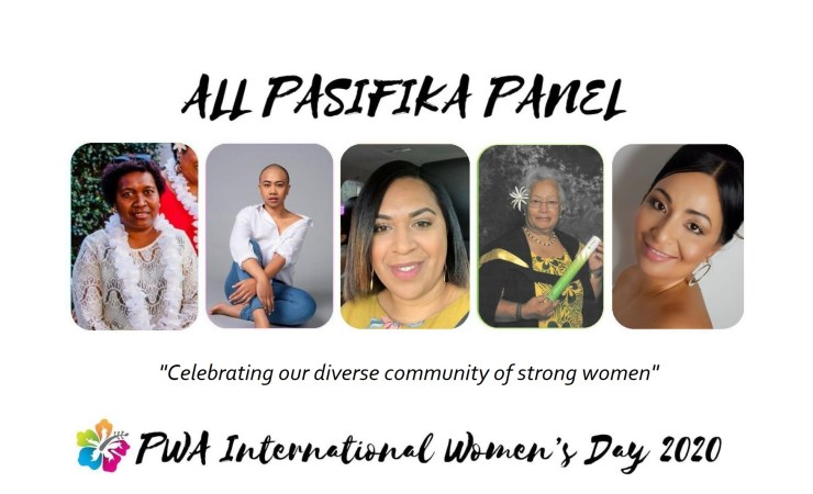 PWA IWD 2020 - Pasifika Panel