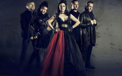 AMY LEE: PLANES PARA EVANESCENCE