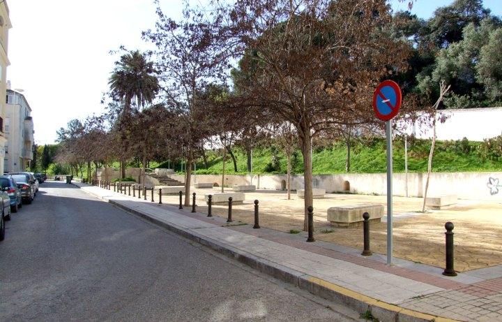 La Huerta del Desengaño se encontraba en las inmediaciones de la actual calle del mismo nombre. | Foto: Pasión Sanlúcar
