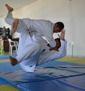 caida judo