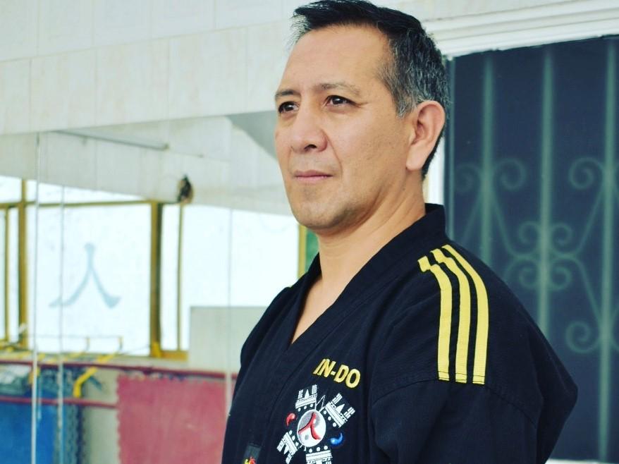 miguel nava in do taekwondo