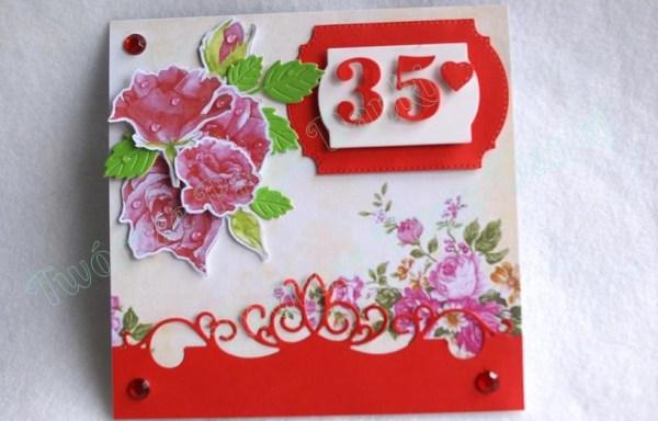 Kartka urodzinowa – wzory, przykłady, inspiracje