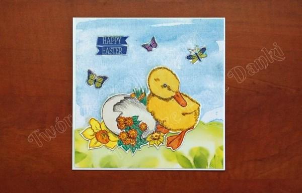 Wielkanoc – kartki pokazowo-przykładowe