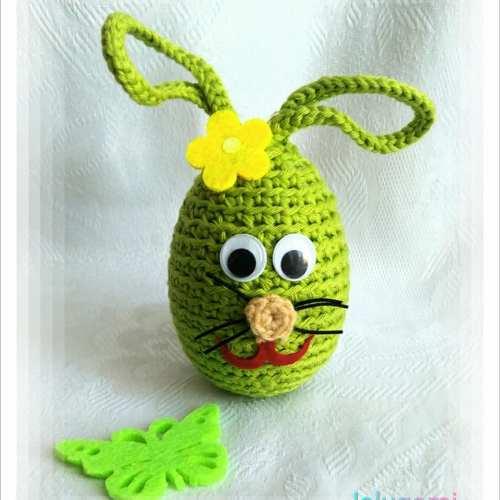 Jalugami - jajko w kształcie zająca