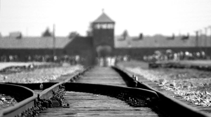 Birkenau - tory kolejowe