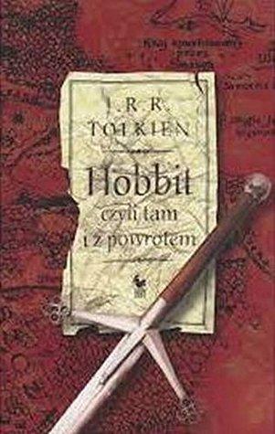 Hobbit, czyli tam i z powrotem - okładka