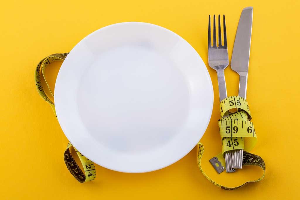 ćwiczenia mogą powodować wzrost wagi - liczenie kalorii