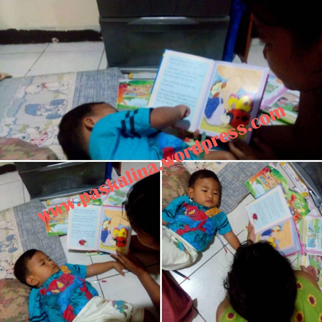 5 Tips Memilih Buku untuk Anak (usia 0-3 tahun)