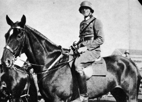 Claus Philip Maria Schenk Graf von Stauffenberg (*15. November 1907, †21. Juli 1944)