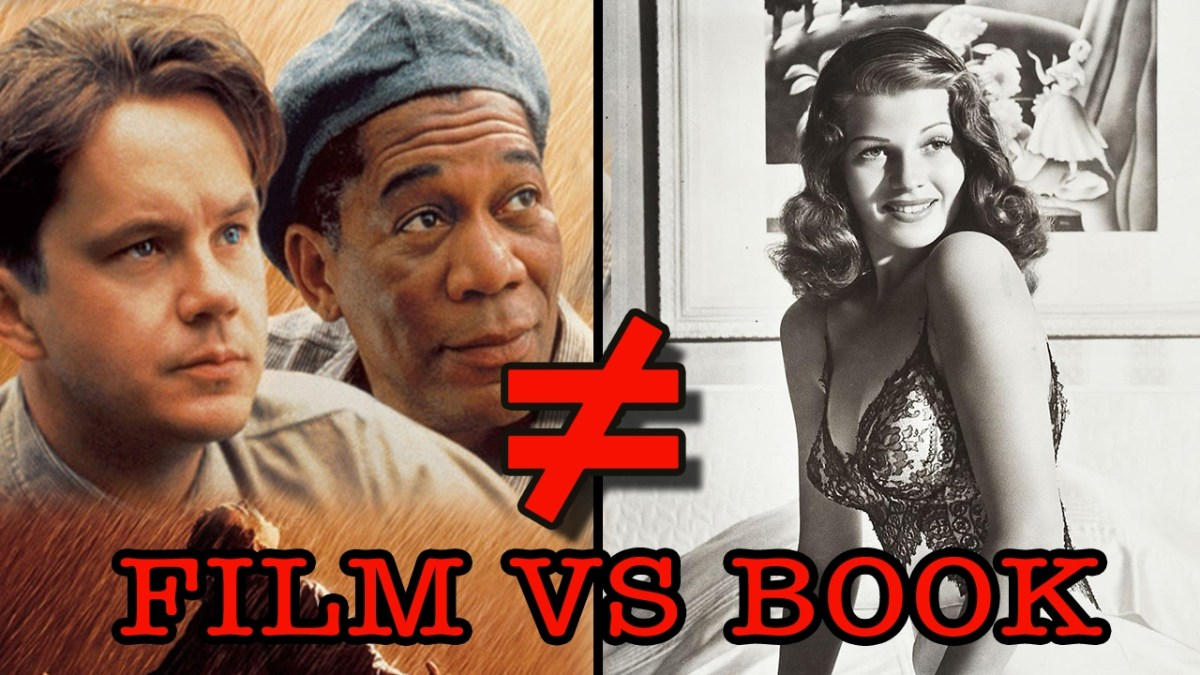 Differences: Shawshank Redemption Book VS Movie