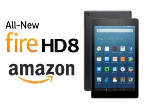 Amazon Fire HD 8 2016年版 新型