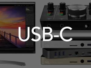 USB-C 周辺機器