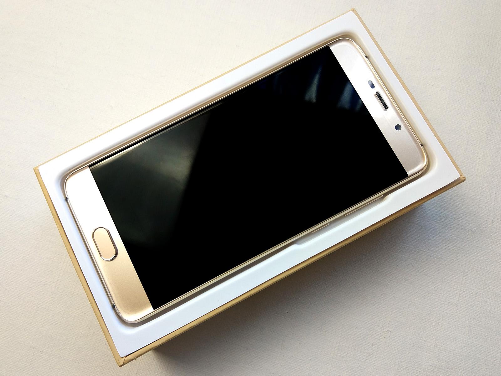 Elephone S7 開封
