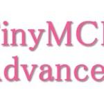 TinyMCE Advancedの設定方法