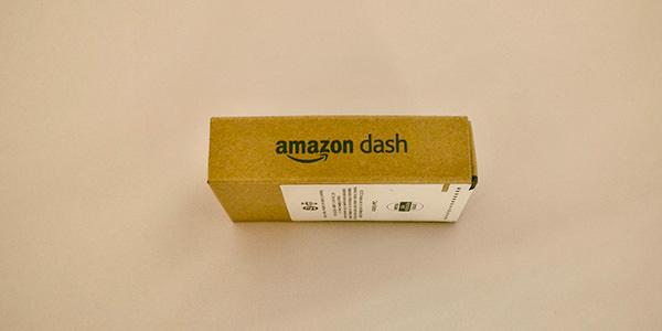 Amazon Dash Button 箱の大きさ