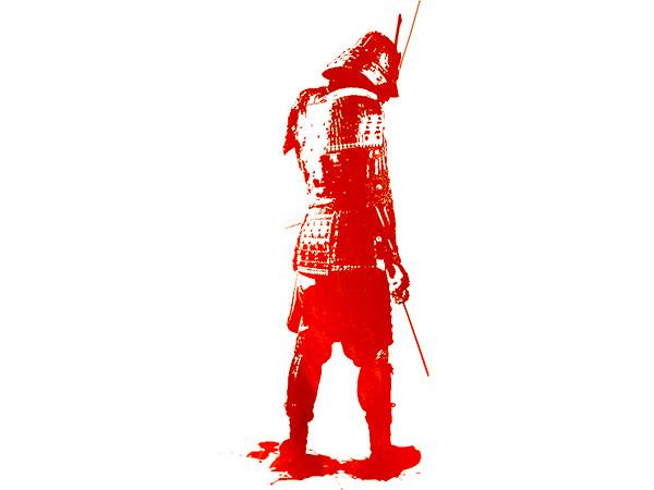 Samurai Type4 / 侍(赤)