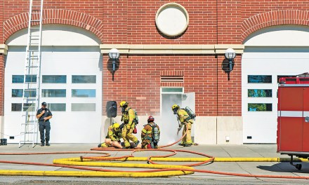 Paso Fire Hosts Open House