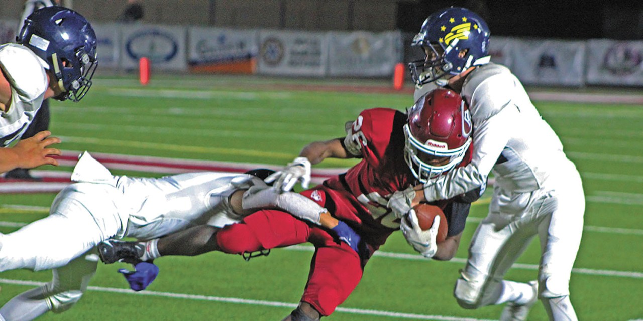 Bearcats Fall on Final Play — AG Defeats Paso Robles 21-20