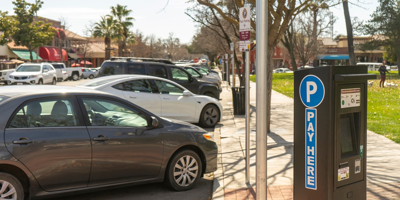 Pay Here: Paso Parking Problems