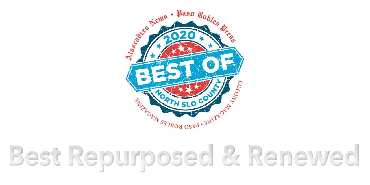 Best of 2020 Winner: Best Repurposed, Renewed & Resold