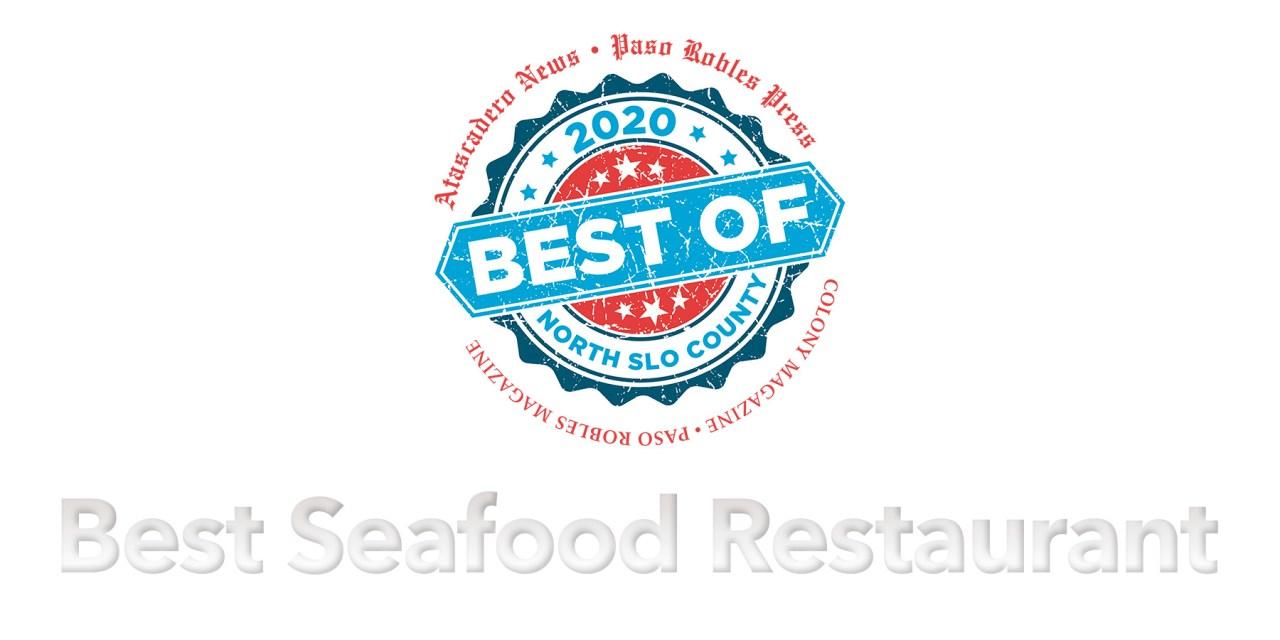 Best of 2020 Winner: Best Seafood Restaurant