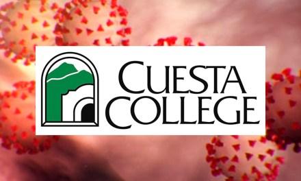 Cuesta College Classes Suspended