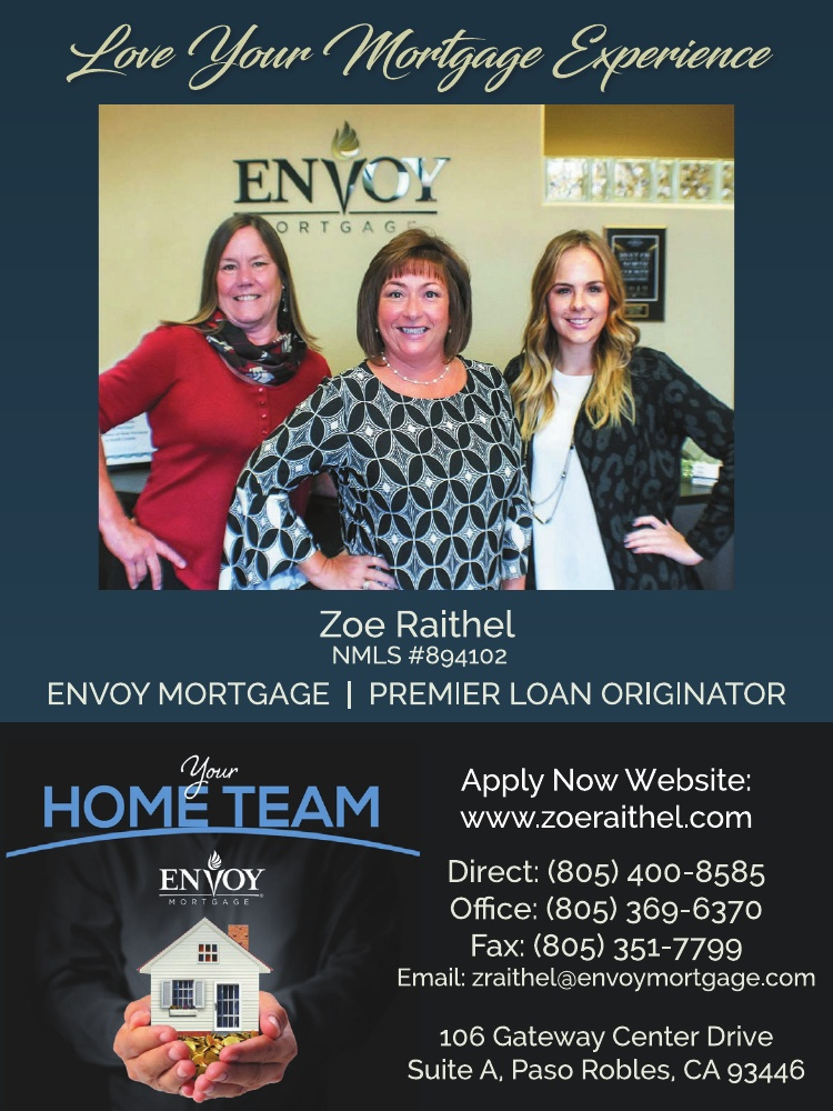 Best Mortgage Company of North SLO County 2020