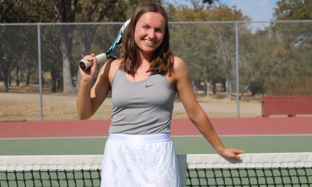 Girls Tennis Player of the Year: Anneline Breytenbach