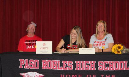 Paso Robles' Tatiana Smeltzer Signs with CSUN