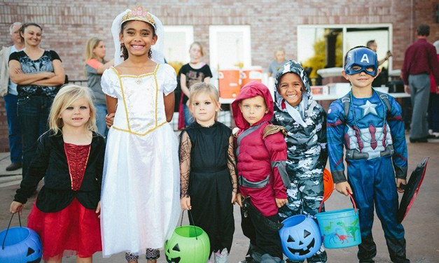 Trick-or-Treating Safety Tips