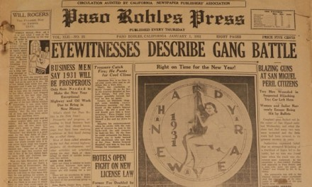 Your Daily News Leader, Since 1889
