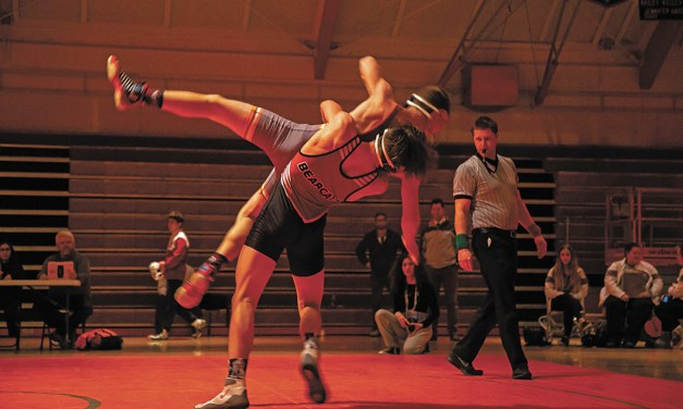Peyton Kilber: Boys Wrestler Of The Year