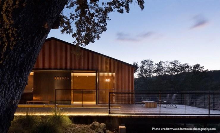 Brecon Estate Architecture