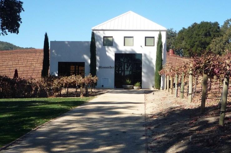 hammersky vineyards tasting room