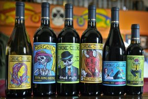 Chronic Cellars Wine Collection