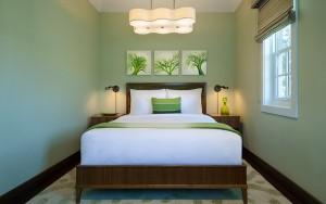 JUST Inn Justification suite bedroom