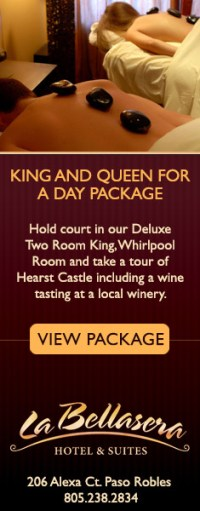 La Bellaserra King and Queen for a day package