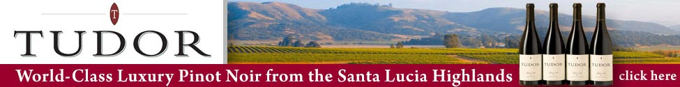 Tudor Wines Banner Ad