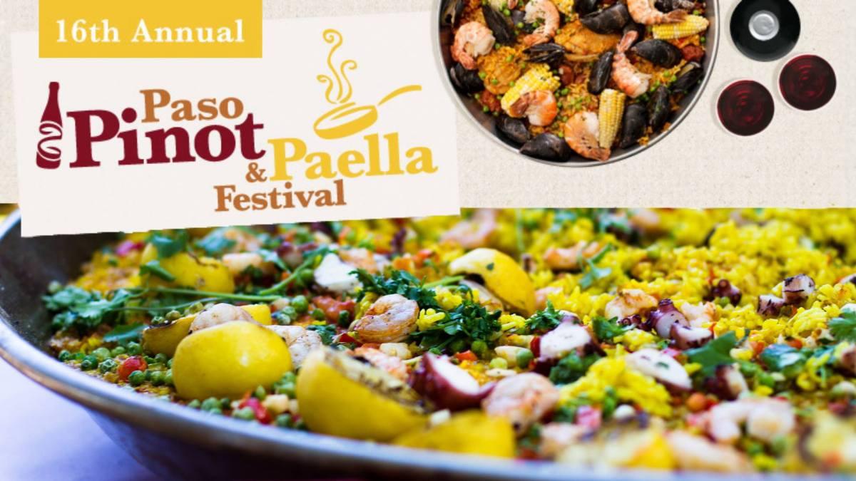 17th Annual Pinot & Paella Festival