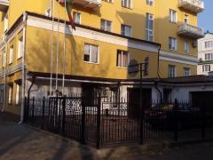 Отделение Посольства Белоруссии в Смоленске