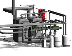 impianti in building information modeling