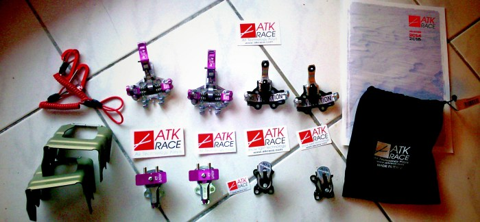 ATK race RT Lady/ fixations ski rando alpinisme fille test choix poids montagne http://pasquedescollants.wordpress.com