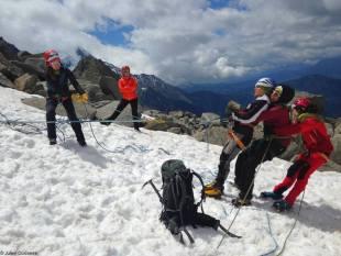 sélection GFHM - groupe féminin de haute-montagne CAF