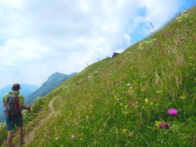 Voyage en Slovénie randonnéerandonnéee / www.pasquedescollants.com