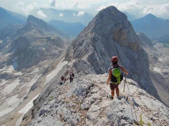Voyage en Slovénie triglav randonnéee / www.pasquedescollants.com